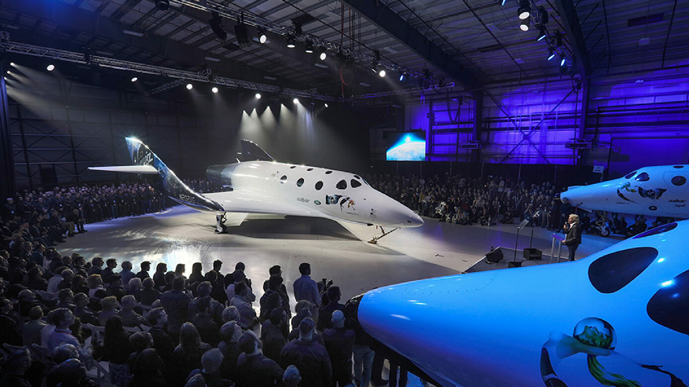 SpaceShipTwo is to undergo a test flight in August 2016