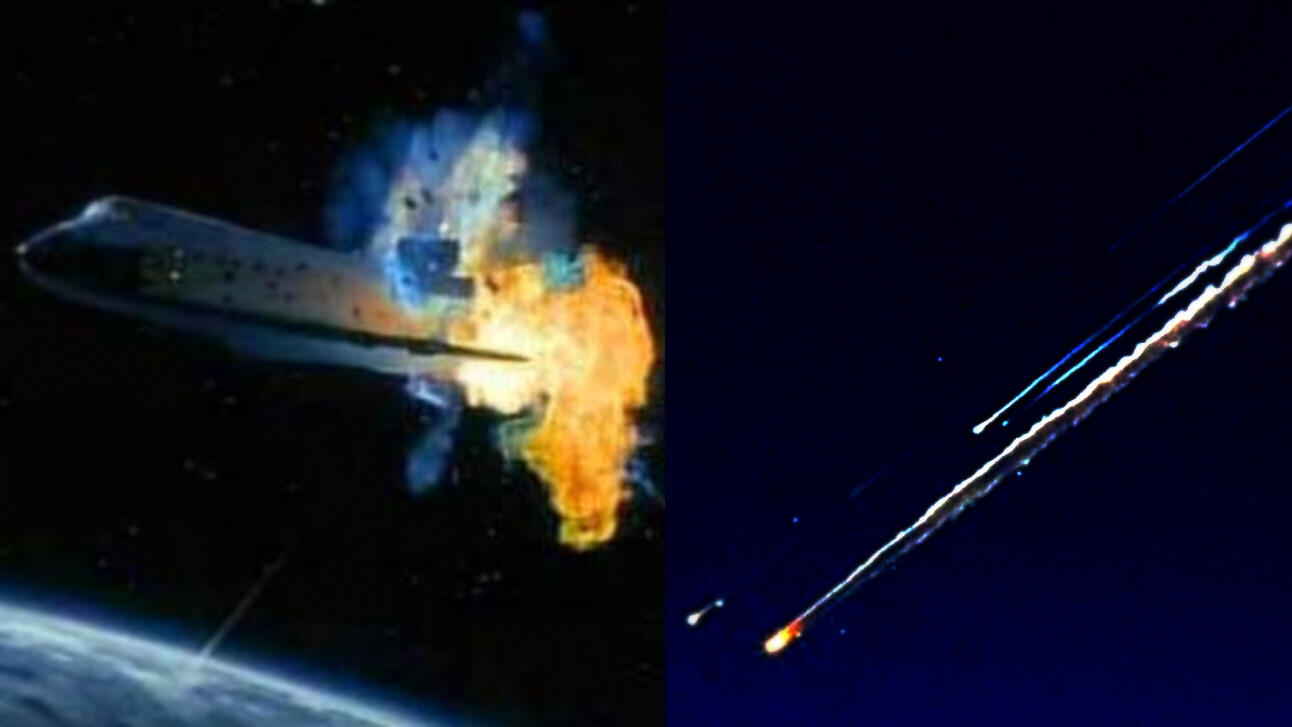 SpaceShuttleTwo Disaster