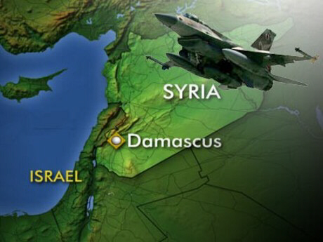 Syria and Israel preparing for war