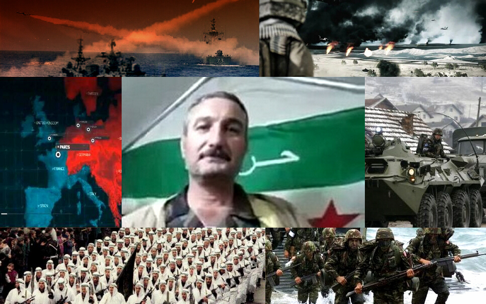 The war of the Sufyani: will he be the rebel Syrian colonel, Riad al-Asaad?