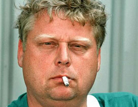 Film director Theo van Gogh
