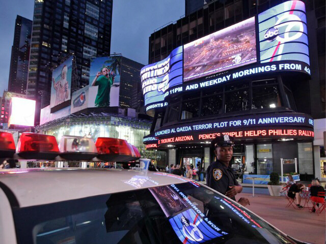 ISIS plotting to detonate bombs in Times Square