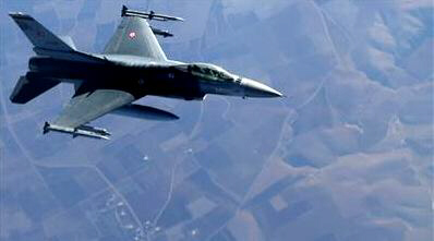 Turkish air strikes on ISIL