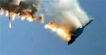 Turkish fighter jets downed a Syrian jet on March 23