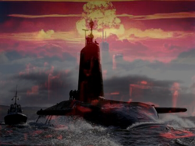 US-Russian nuclear sub battle off the coast of NYC