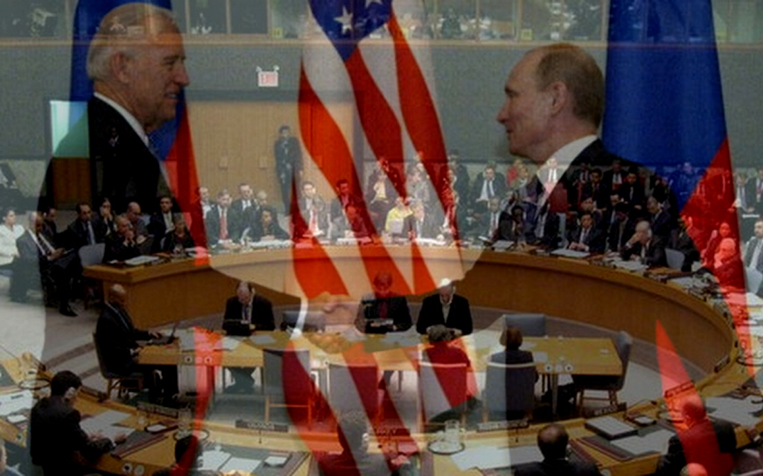 US and Russia confer in UN against Israel