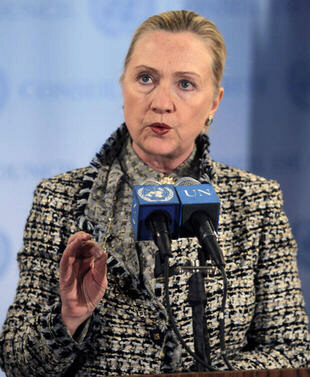 United States Secretary of State Hillary Rodham Clinton: the future and final US president?