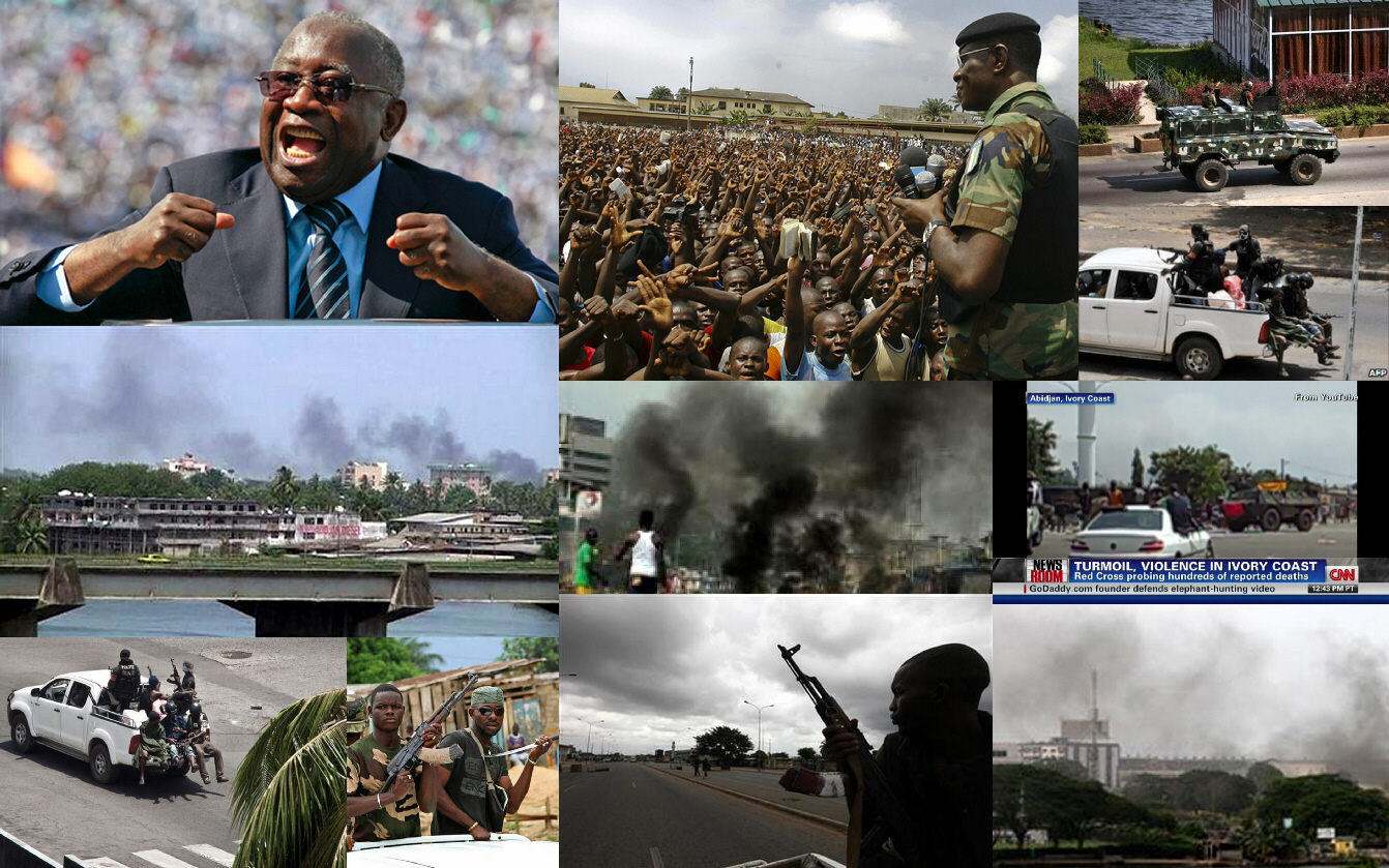 War in Ivory Coast