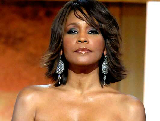 Whitney Houston is dead at age 48