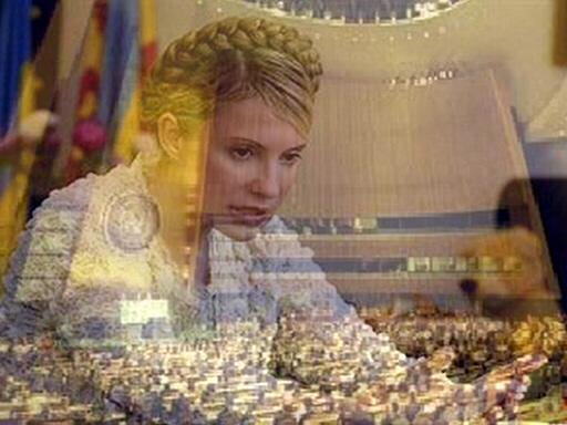 Yulia Tymoshenko warns Nato and Eu that Moscow is about to invade Ukraine