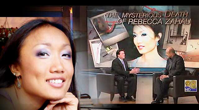 Rebecca Zahau death re-investigated