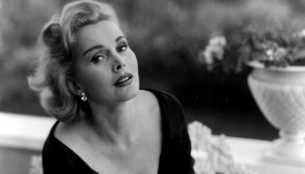 Zsa Zsa Gabor cheats Death yet again.